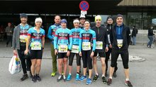 18. Oberbank Linz Donau Marathon am Freitag, 19. April 2019