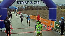 27. Johannesbad Thermenmarathon Bad Füssing am Freitag, 14. Februar 2020